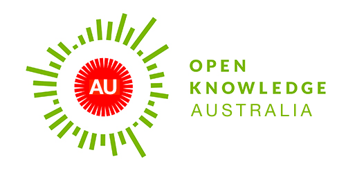 Open Knowledge Australia logo